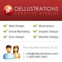 Dellustrations.com is Coming by dellustrations