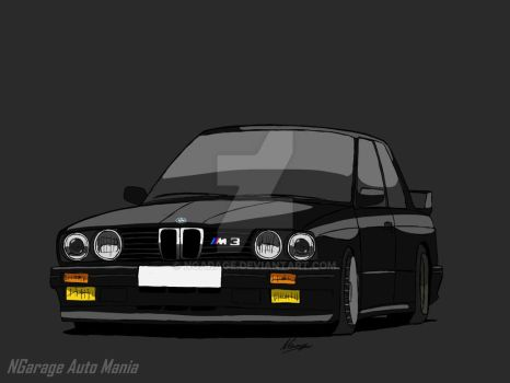Bimmer M3 by ngarage