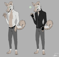 Jesse revamp by xXNuclearXx