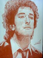 Gustavo Cerati By Luis Miguel by ejgg