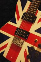 British Guitar by KawaiiOliviaChan