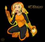 Art Trade - Flame by Iova