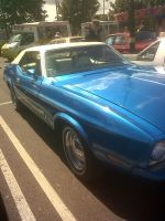 mustang side on by DazKrieger