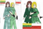APH - Poland and Lithuania [redraw] by Lukusta
