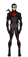 Jason Todd Maskless by Bobkitty23