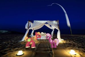 A Romantic Getaway by dontae98