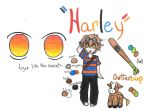 Harley ^~Ref~^ by HellishProxy