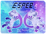 Esper Reference by Prince-Lionel