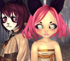 Blade and Soul by picklesandhugs
