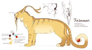 New Jochanaan Ref 2011 by CravenLunatic