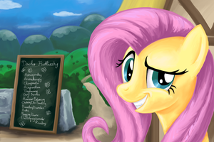 Doctor Fluttershy by Shade-os