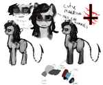RWHP pony ref by miokillerwinx