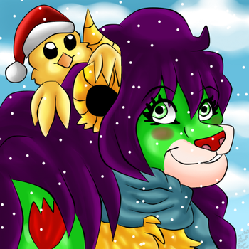 Happy Holidays! by dragonrace