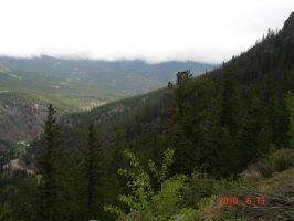 Rocky Mountains 4 by gabalillyput42