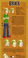 Brock Reference Sheet by DDRshaman38