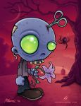 zombie jr by fizzgig