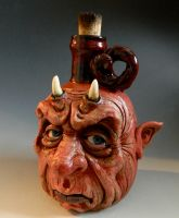 Geriatric Devil Jug- Complete by thebigduluth