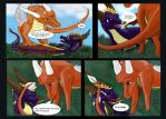 Spyro comic page 2 by Wisprsinthedrk