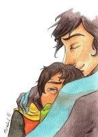 Hold your baby brother by Mirabel-chan