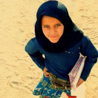 Egyptian Girl by BaciuC