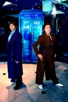 Photography: The Doctor + Jack by Risachantag