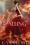 Falling Cover by jayderosalie