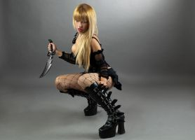 Tanit-Isis Gothic Outfit Stock Dagger by tanit-isis-stock