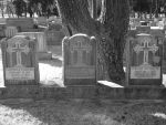 Tombstones by AshenSorrow