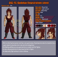 Shin Registration Sheet by ShinTheDragonFighter
