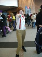 I-CON 31 -13 Doctor Who 11th Doctor by IoniaFreak