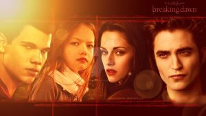 Renesmee and family by oXGeRRyBeRRyXo