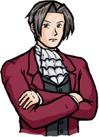 Edgeworth is not amused... by Particularlyme