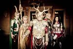 Asgardians by agfrx7