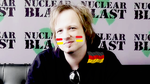 Tobias Sammet support to Germany by JaquelineDickinson
