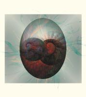 Universe Inside An Egg by Indelibly-Yours