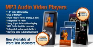 Video MP3 Players Ad by cgitech