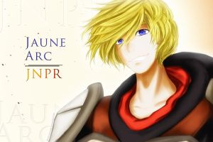 Jaune Arc - JNPR by MoonlightBays