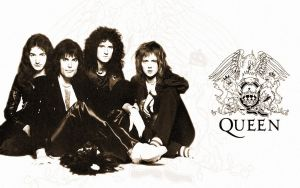 Queen the Band by fallenZeraphine