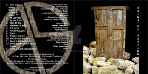 CD cover 'Ruins' of the Animals' Session by deweber