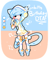 CLOSED: Birthday DTA! by Fawniive