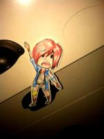 Party Poison paper child by hisironicprincess