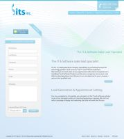 ITS Inc. Site concept 2 by taki3