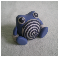 Poliwhirl by Foureyedalien