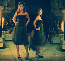 Nikki Reed Blend by Smashedream
