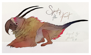 spirit of the forest - auction (closed) by yhoukka