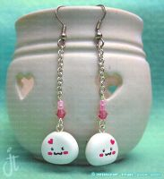 Loveleene Earrings by xlilbabydragonx