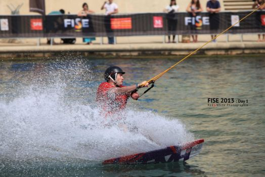 Festival International des Sports Extremes 2013 by Diabloracing