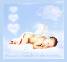 Cupido is Dreaming by Deorsa