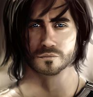 Dastan, Prince of Persia by sanitarium007