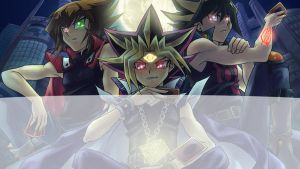 Yami, Jaden and Yusei Xbox BG by rhamana